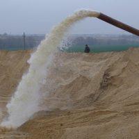 песок земсняряд уфа, мытый песок